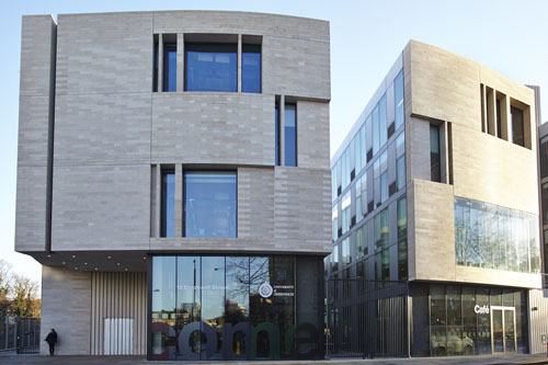 University of Greenwich - Stockwell Street Library